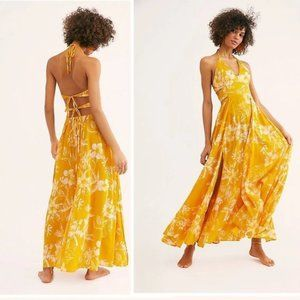 Free People  Lille Maxi Dress. S